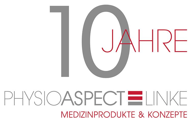 10 Jahre Physioaspect - Therapie Konzepte Medizinprodukte