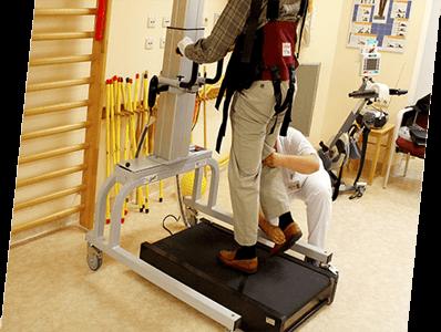 Gangrehabilitation, Gangtherapie mittels LiteGait