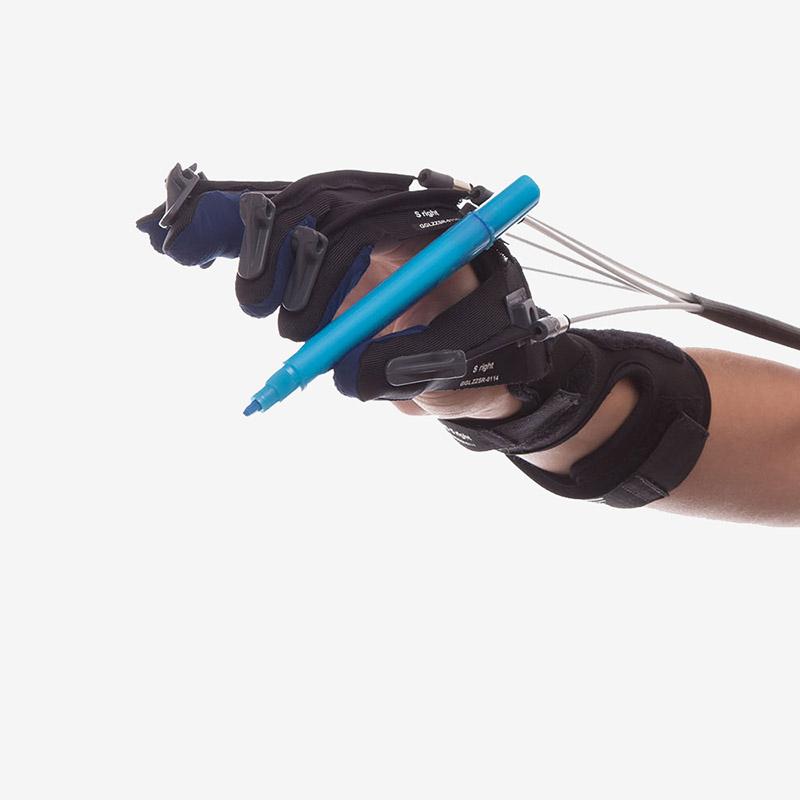 Gloreha Handschuh mit Stift