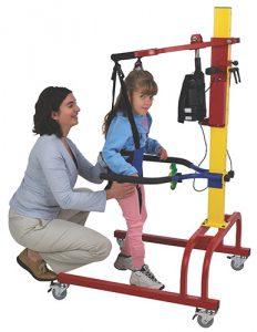 LiteGait 50kx in der Kindertherapie
