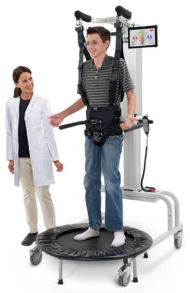 LiteGait 150 mit Patient