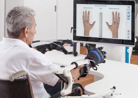 Handreha, Handtherapie und Handrehabilitation mit der Gloreha Sinfonia in der Ergotherapie. Ergotherapeutisch für die Hand - hohe Bewegungszahlen assistiv und passiv - Ergo