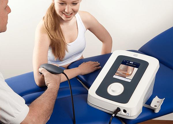 Sonopuls 490: das komplett ausgestattete, schnelle und verantwortungsbewusste Gerät für die Ultraschalltherapie!