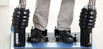 THERA-Trainer Coro mit Füßen